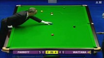 Snooker Placing - how to place Yellows - by snooker world.