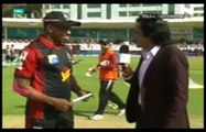 lahore qalandars won the toss and selected to bowling first