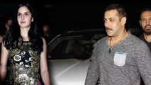 Salman Khan's LATE NIGHT Drive With Ex Katrina Kaif
