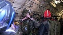 Exercice de terrain pour le 2e bataillon de l'école spéciale militaire de Saint-Cyr - Contrat 31 - Opération Hermine