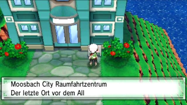Lets Play Pokemon Omega Rubin - Part 42 - Der Weg zum Himmelturm [HD+/Deutsch]