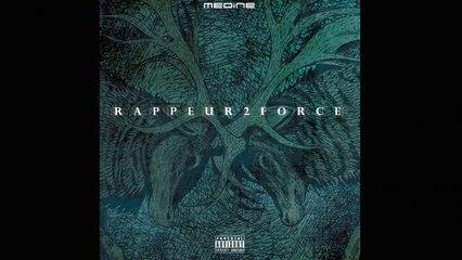Médine - Rappeur 2 Force (Official Audio)