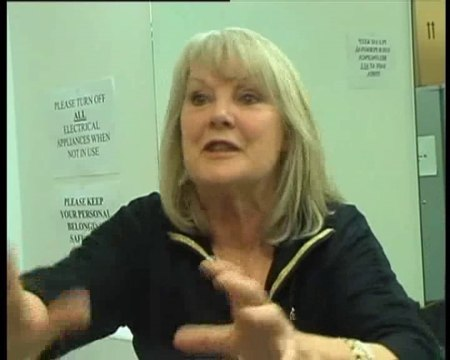 Loose Cannon The Faceless Ones Anneke Wills Interview LC32
