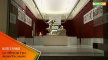 L'Avenir - Les Musées royaux des Beaux-Arts de Belgique sous eau