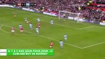Zap Foot du 12 février: Messi roi du Crossbar challenge, il y a 5 ans: la bicyclette de Rooney, la magnifique lucarne de Makola etc.
