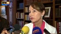 """Concurrence entre Laurent Fabius et Ségolène Royal : """"J'attends que les décisions soient prises"""""""