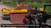 all in this train track , under pass ,road all thing making with automatic machines , enjoy this video see technology