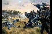 Warfare sound effect 9 - Civil war battle - close
