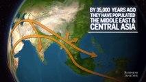 Η ανθρώπινη μετανάστευση από την εμφάνισή του στον κόσμο
