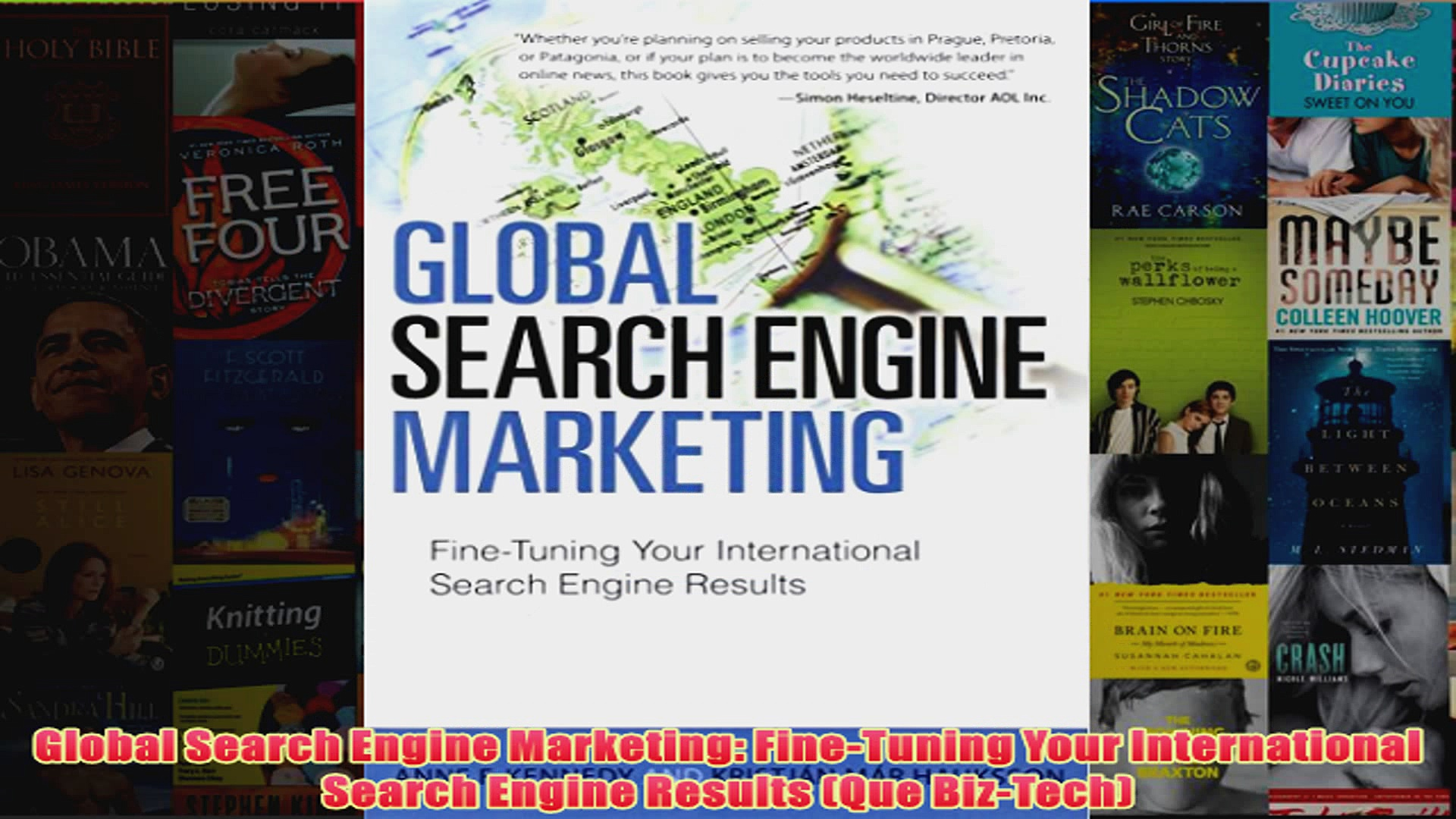 Download PDF  Global Search Engine Marketing FineTuning Your International Search Engine Results Que FULL FREE