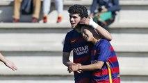 [HIGHLIGHTS] FUTBOL (Juvenil): FC Barcelona A-Lleida (5-1)