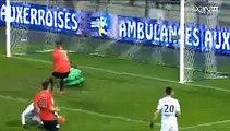 Sehrou Guirassy Goal AJ Auxerre 2-2 AS Nancy 12.02.2016