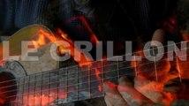 Le grillon  Jean Ferrat  la guitare des copains d'accord's