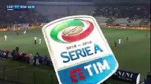 Kevin Lasagna Goal 1-1 Carpi vs AS Roma 12.02.2016 HD