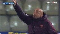 Kevin Lasagna Goal HD - Carpi 1-1 AS Roma - 12-02-2016
