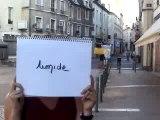 Chalon dans la rue : un cahier dans la rue part.1