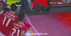 Konstantinos Mitroglou Goal - Benfica 1-0 FC Porto 12.02.2016 HD