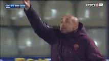 Kevin Lasagna Goal HD - Carpi 1-1 AS Roma