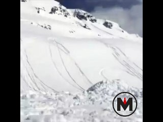 Sick Snowmobile Jump