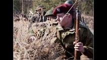 Ardennes Bastogne 1944 WW2 Re-enactment Milovice Czech Rep. 2011 (Die Wacht am Rhein)