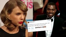 Kanye West Defends Controversial Taylor Swift Lyric, Responds to Backlash