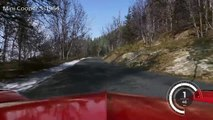 All rallys in 1 stage, with evolution of rally cars. Sebastien Loeb rally evo