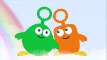 Мультфильмы для малышей: Мыльные Пузырьки - 24 - развивающие мультики для самых маленьких