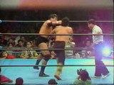 Toshiaki Kawada vs Jumbo Tsuruta 24/10/91