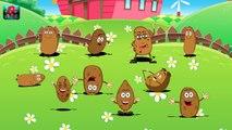 One Potato Two Potato - 1 Potato 2 Potato. Counting Song
