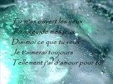 Celine Dion- Tellement jai damour pour toi lyrics