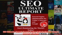 Download PDF  SEO Ultimate  Report Search Engine Optimization for Todays Internet  Google FULL FREE