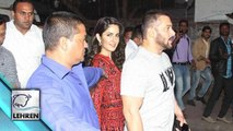Salman Khans LATE NIGHT Drive With Katrina Kaif