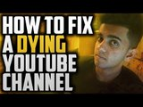 """My YouTube Channel Isn't Growing"" - How To Fix It!"