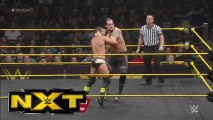 Johnny Gargano vs. Baron Corbin- WWE NXT, Feb. 10, 2016