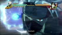 Naruto Shippuden: Ultimate Ninja Storm 3: Full Burst [HD] - Zabuza vs Kakashi [Boss Battle]