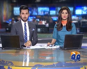 Geo News Headlines - 13 February 2016 - 0900