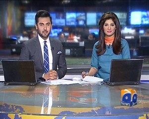 Geo News Headlines - 13 February 2016 - 1100