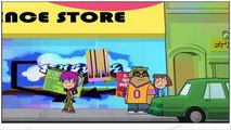 CJ the DJ Episode 3 - What's in a Name (Cartoon for kid) HD