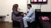 Karı Kocanın Oynadığı Oyuna Bak