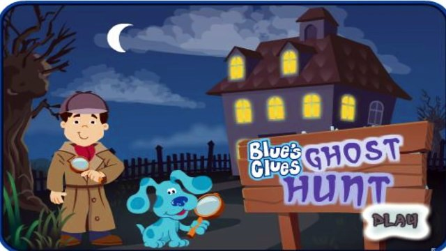 Blues Clues - Blues Clues Ghost Hunt