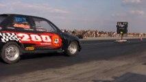Ford Fiesta RS Turbo Vs. Opel Corsa GSI Turbo
