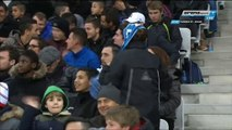0-1 Mauricio Isla Goal France  Ligue 1 - 14.02.2016, OGC Nice 0-1 Olympique Marseille