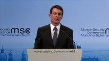 """Valls: """"C'est une certitude qu'il y aura d'autres attentats d'ampleur"""""""