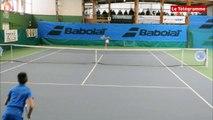Tennis. Premiers échanges à l'Open super 12