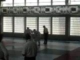 Karate Jutsu 2007 Etranglement arrière