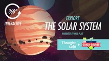 Explore The Solar System: 360 Degree Interactive Tour! (FULL HD)