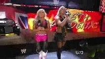 WWE RAW 11_07_11 Kelly Kelly Segment & Divas Of Doom Interrupt ( Eve & Foxy save )