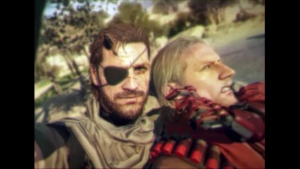 Metal Gear Solid V : The Phantom Pain - The D-Dogs 1980 s TV Intro de Metal Gear Solid V : The Phantom Pain