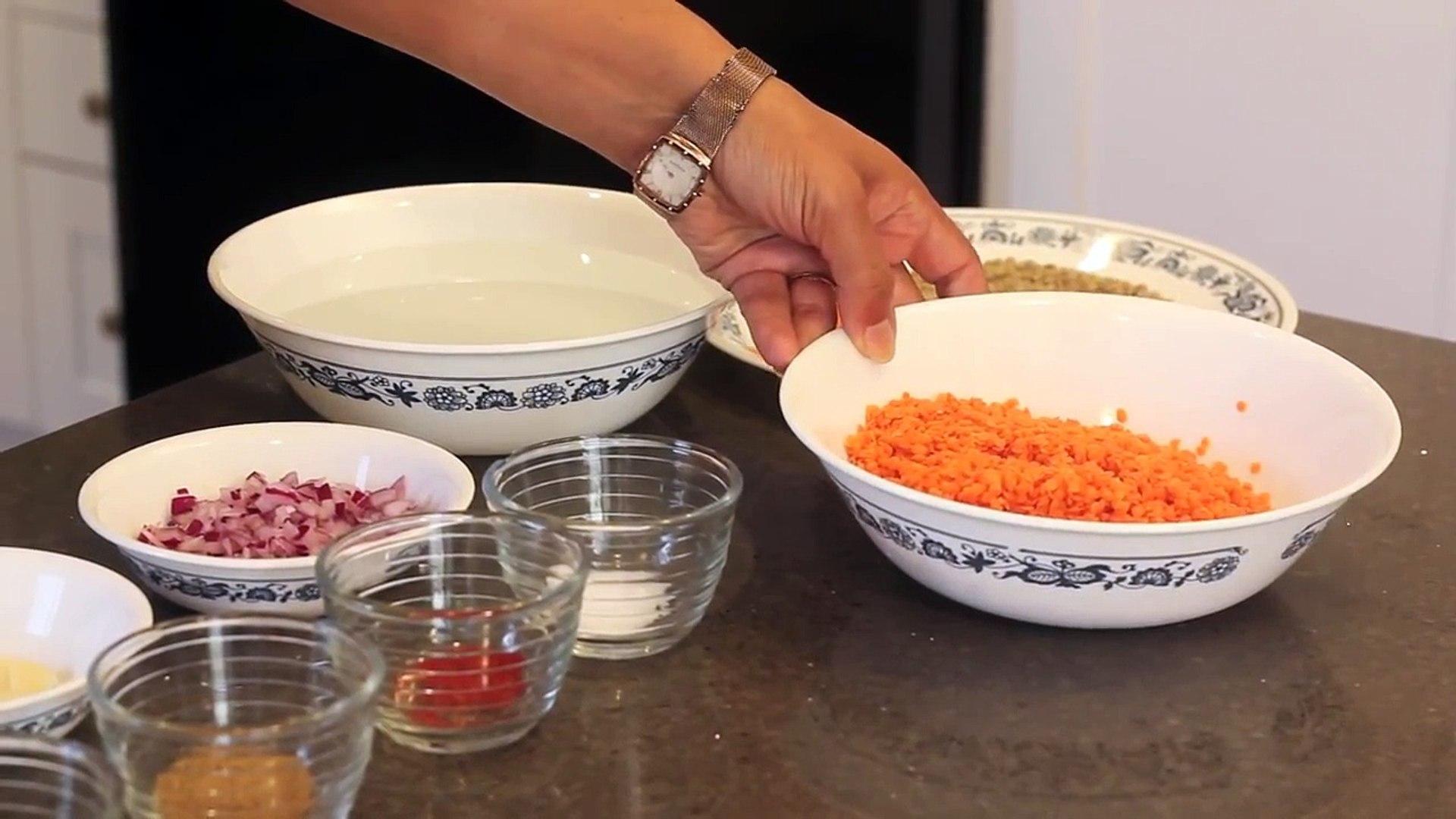 Lebanese Lentil Soup Recipe - Vegetarian Recipes