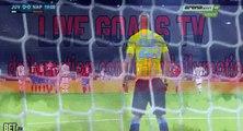 Paul Pogba Free Kick Shoot | Juventus v. Napoli 13.02.2016 HD